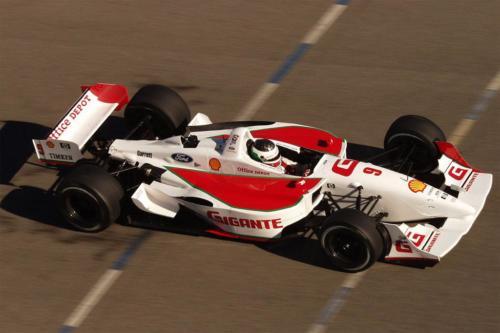 2002 CART Spring Training